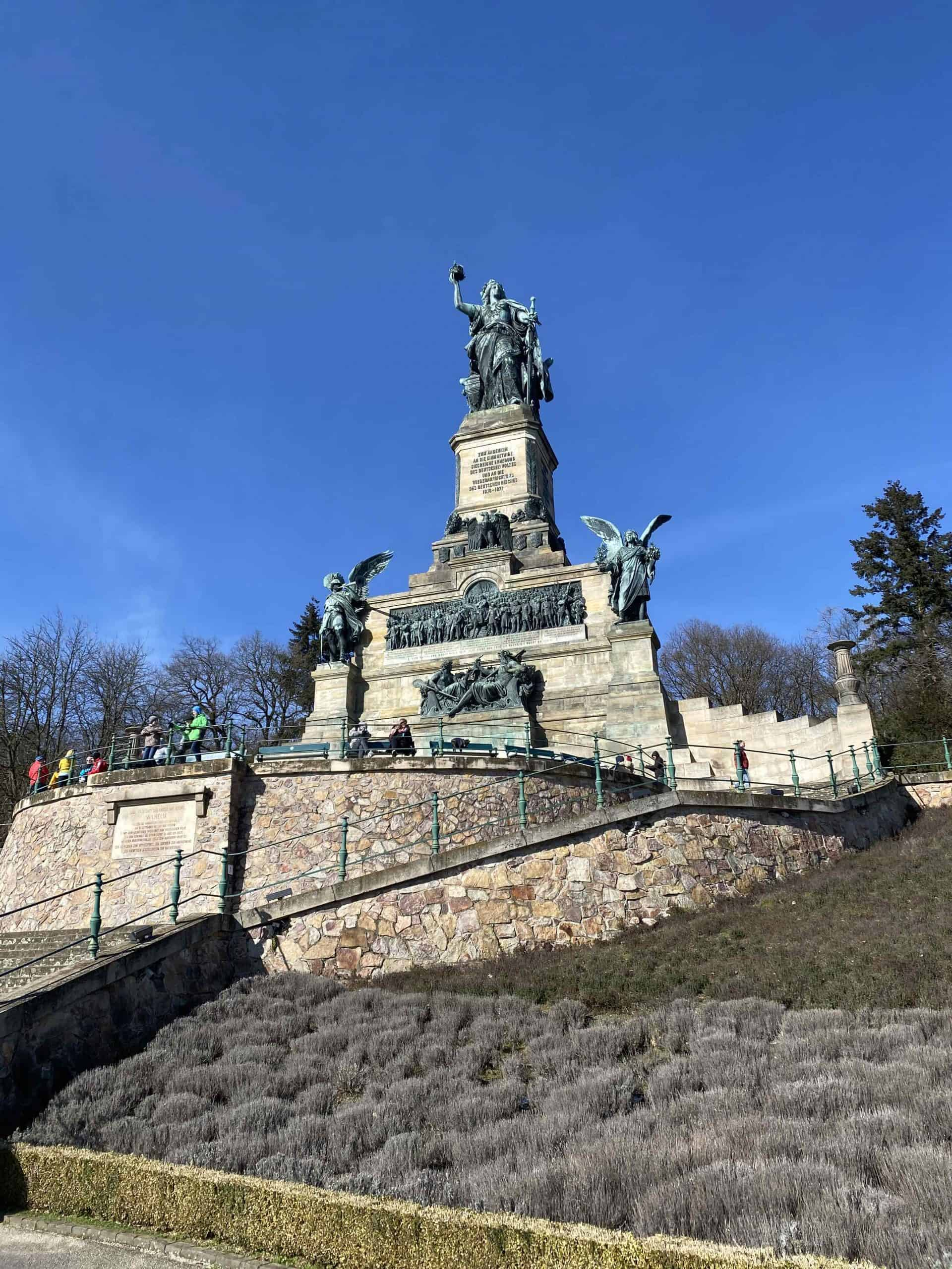 Niederwald Denkmal Rüdesheim